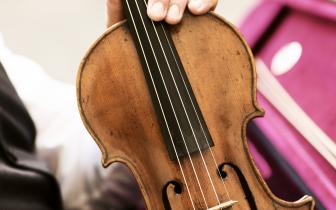 Joakims violin